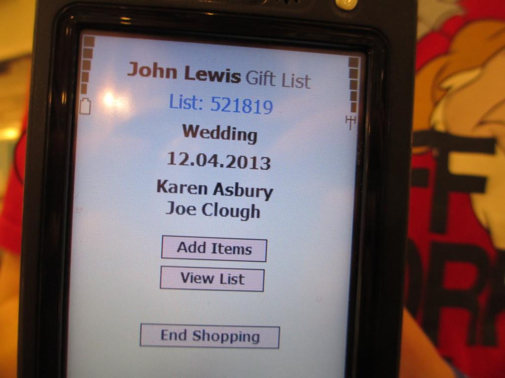 John Lewis Wedding Gift Ideas Eskayalitim
