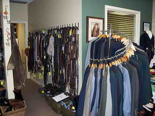 Dehner Shop On Course Consignment Shop