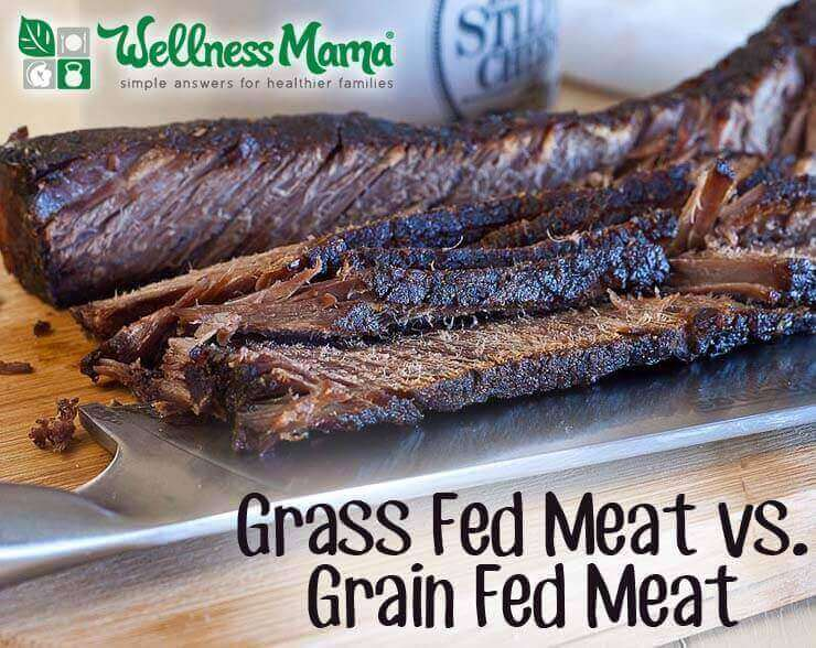 Grass fed meat vs grain fed meat Grass fed Meat vs. Grain fed Meat