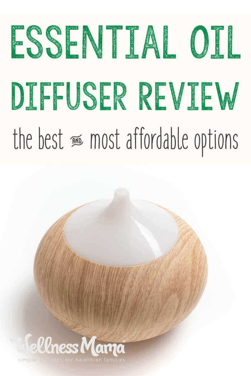 Best Essential Oil Diffusers For Aromatherapy Wellness Mama