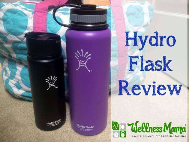 Hydro Flask Review - Stainless Steel Insulated Water Bottle