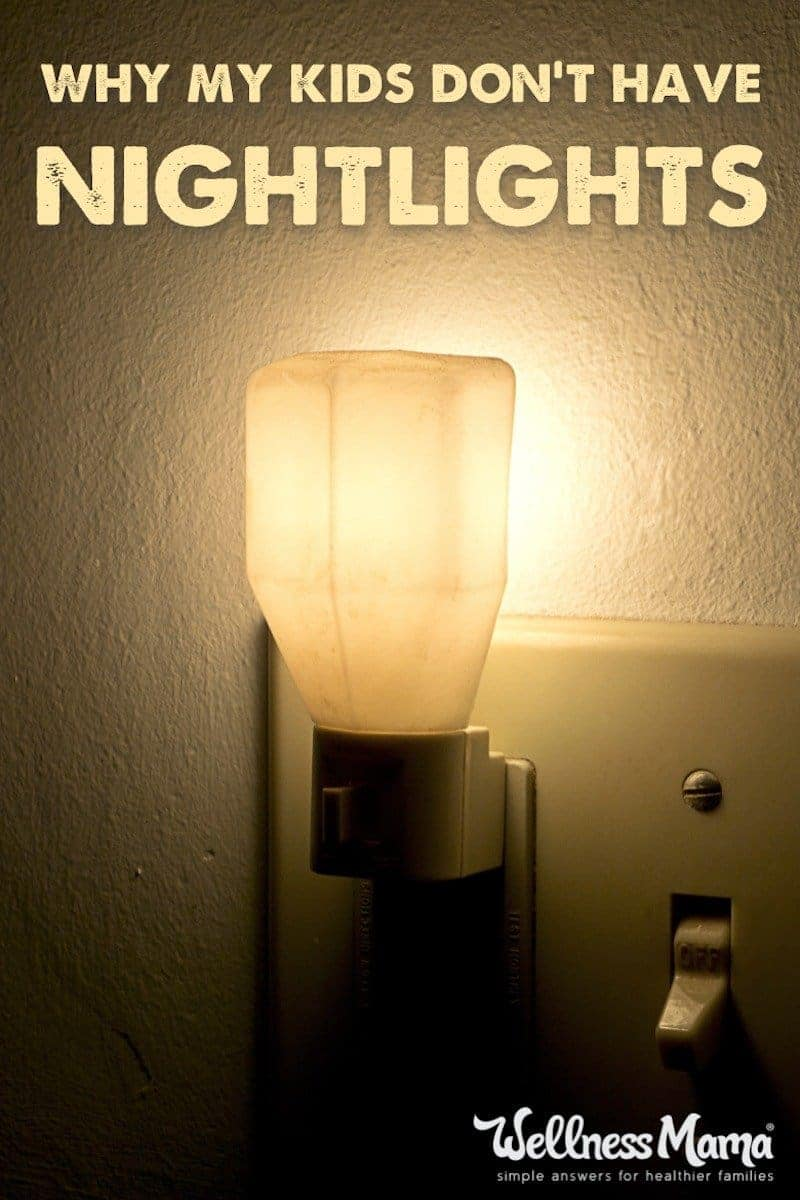 Best Nightlight For Sleep Is A Night Light Healthy For Kids Sleep Wellness Mama
