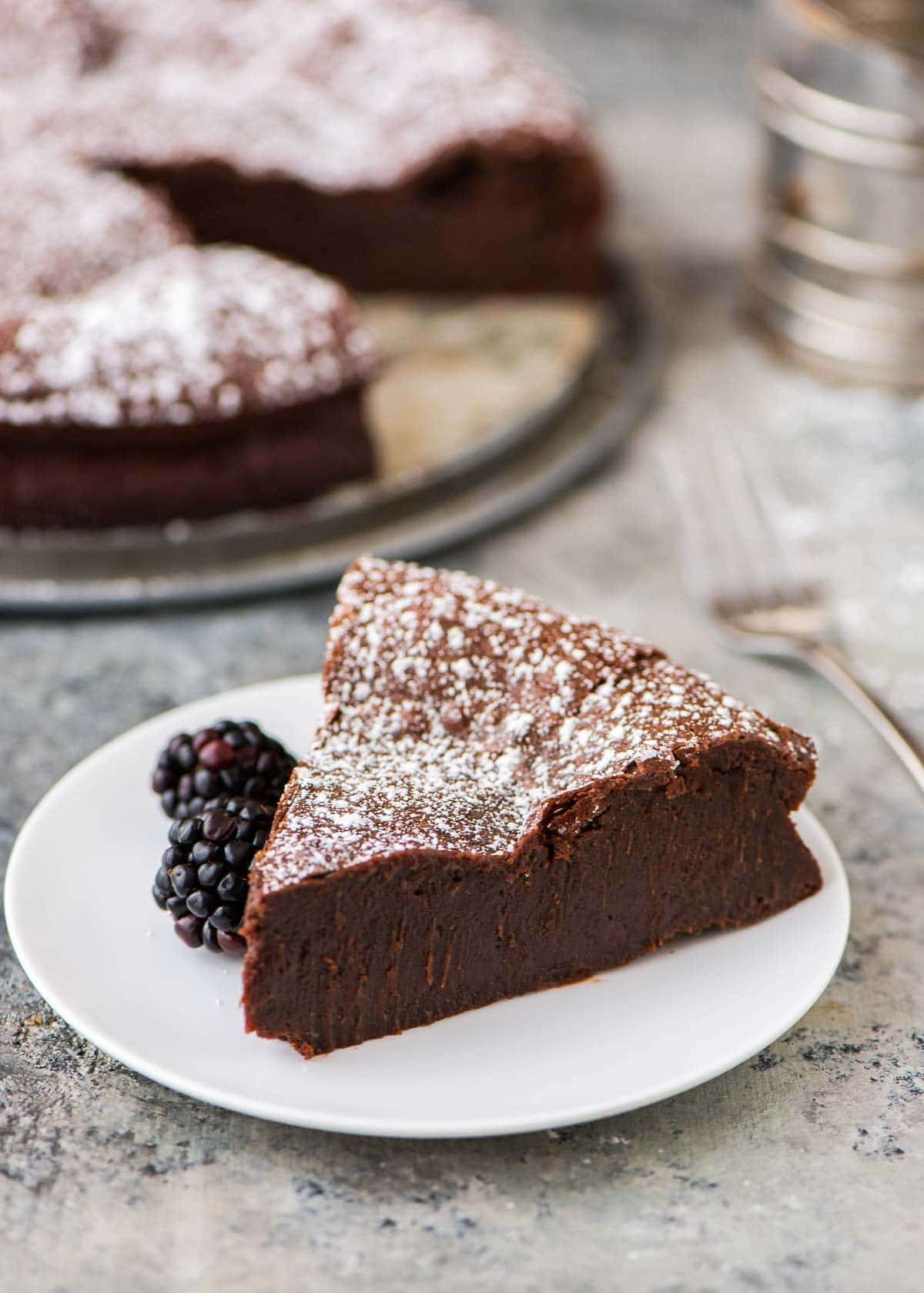Pasta Kuchen Flourless Chocolate Torte