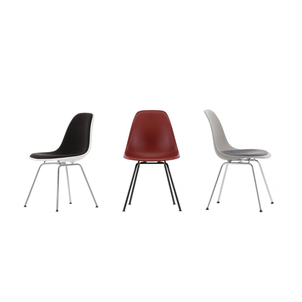 Vitra Eames Side Chair Vitra Eames Dsx Plastic Side Chair