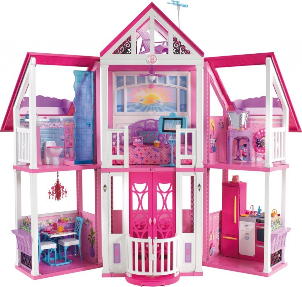 Barbie House Design Barbie Malibu Dreamhouse The Perfect Barbie Dollhouse
