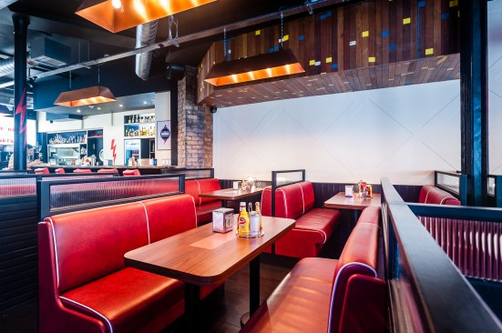 The Diner Covent Garden, We Love Food, It's All We Eat review
