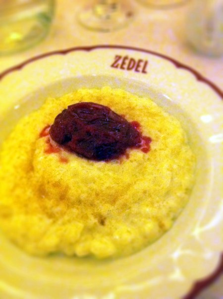 Riz Grand-Mère Brasserie Zedel We Love Food, It's All We Eat