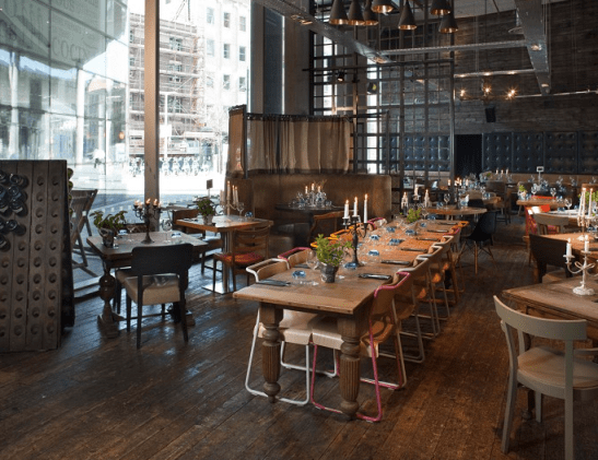 The refinery review by We `Love Food