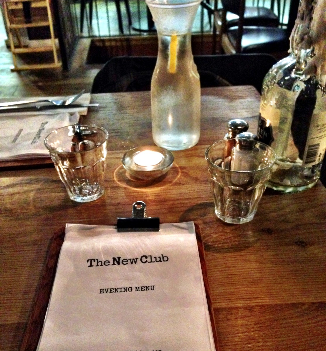 New York on Sea | The New Club, 133-134 Kings Road, Brighton, BN1 2HH