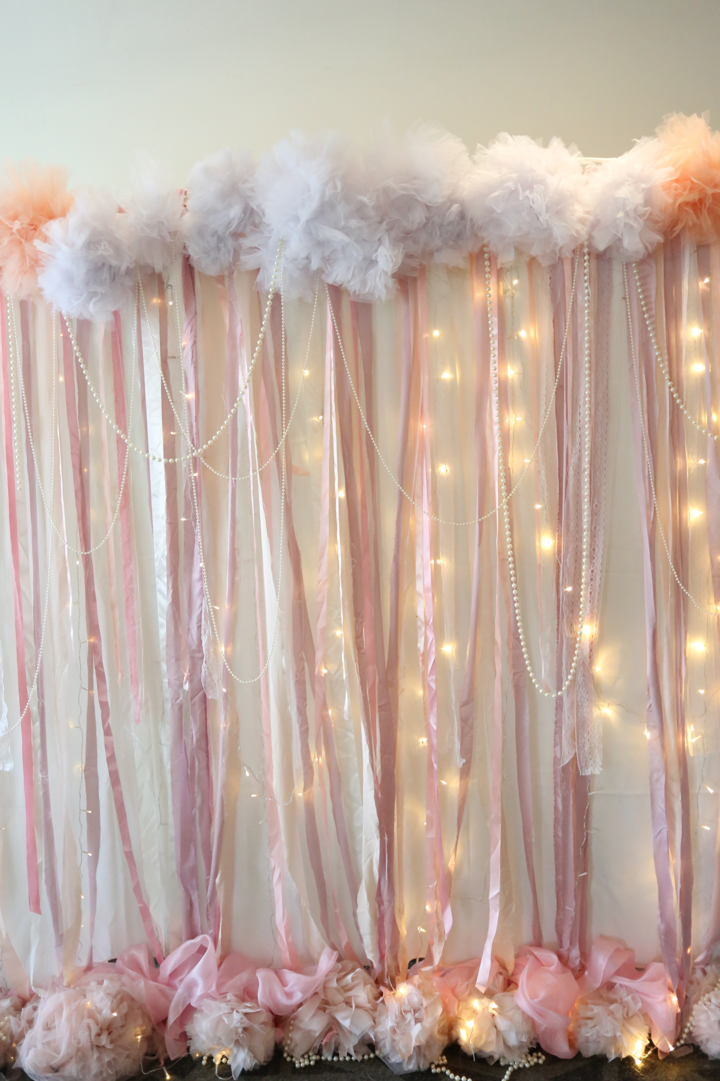 Diy Wedding Backdrop With Lights Real Weddings Lecia And Roy Pan Pacific Hotel Ocean