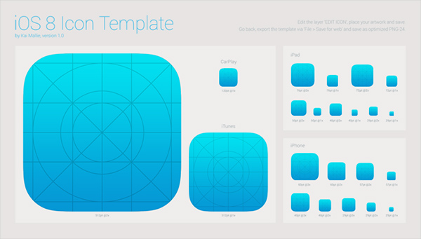 Invitation Material Icon Ios 8 Icon Iphone Ipad Itunes Template - Welovesolo