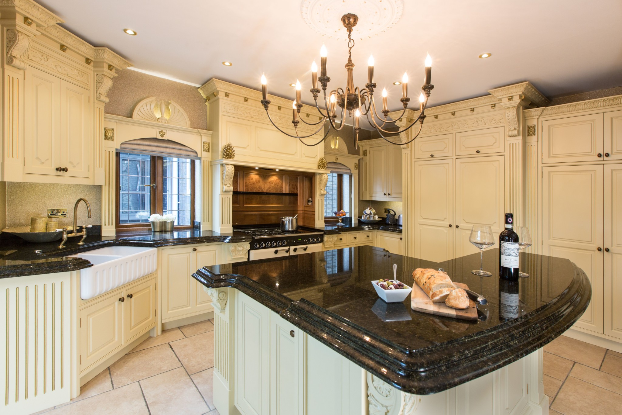 Classical Kitchens Painted Manor House Classical Kitchen Reading 0220 Mark Stone S