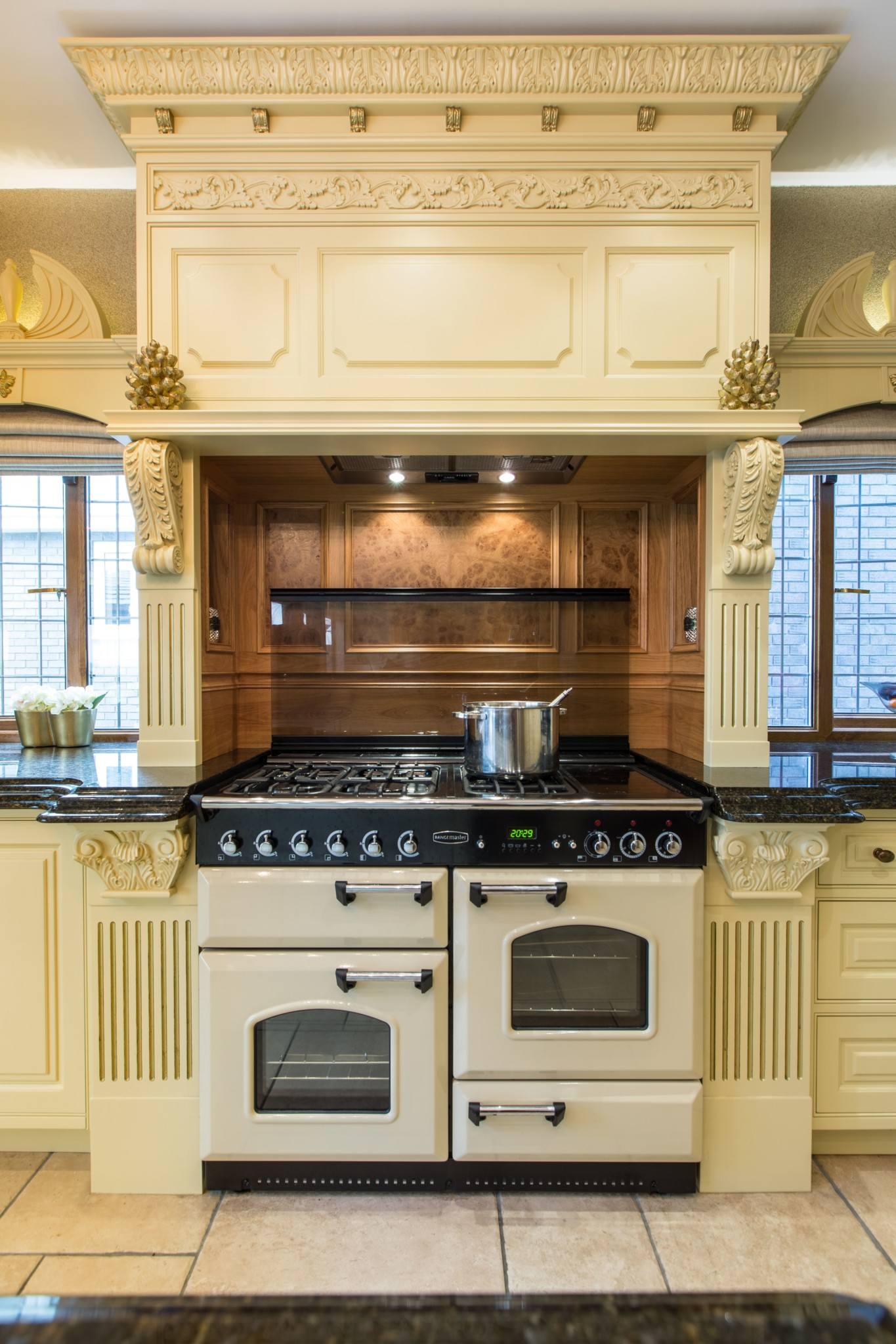 Classical Kitchens Painted Manor House Classical Kitchen Reading 0932 Mark Stone S