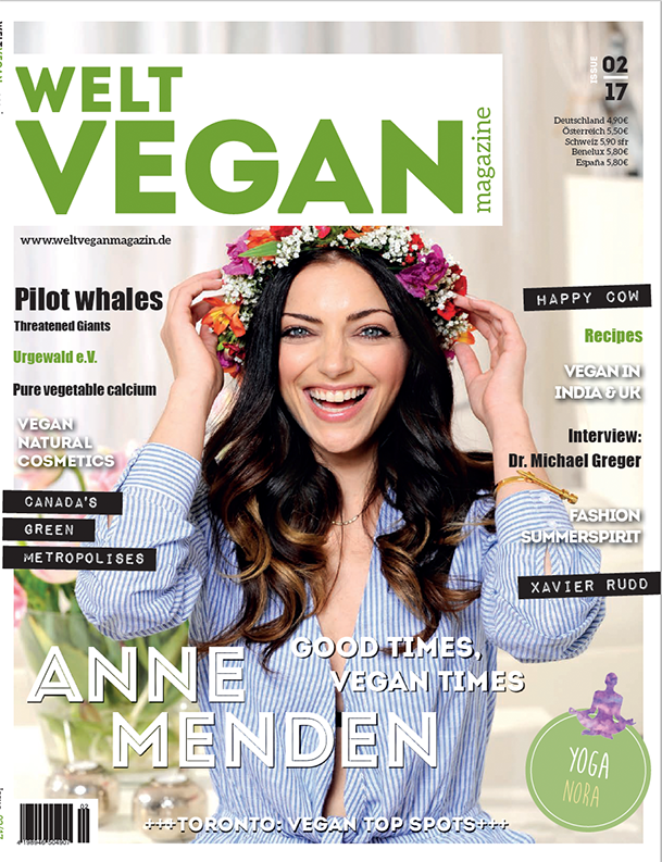 Pölchaukamp Hamburg World Vegan Magazine 02/17 – Welt Vegan Magazin – Digital