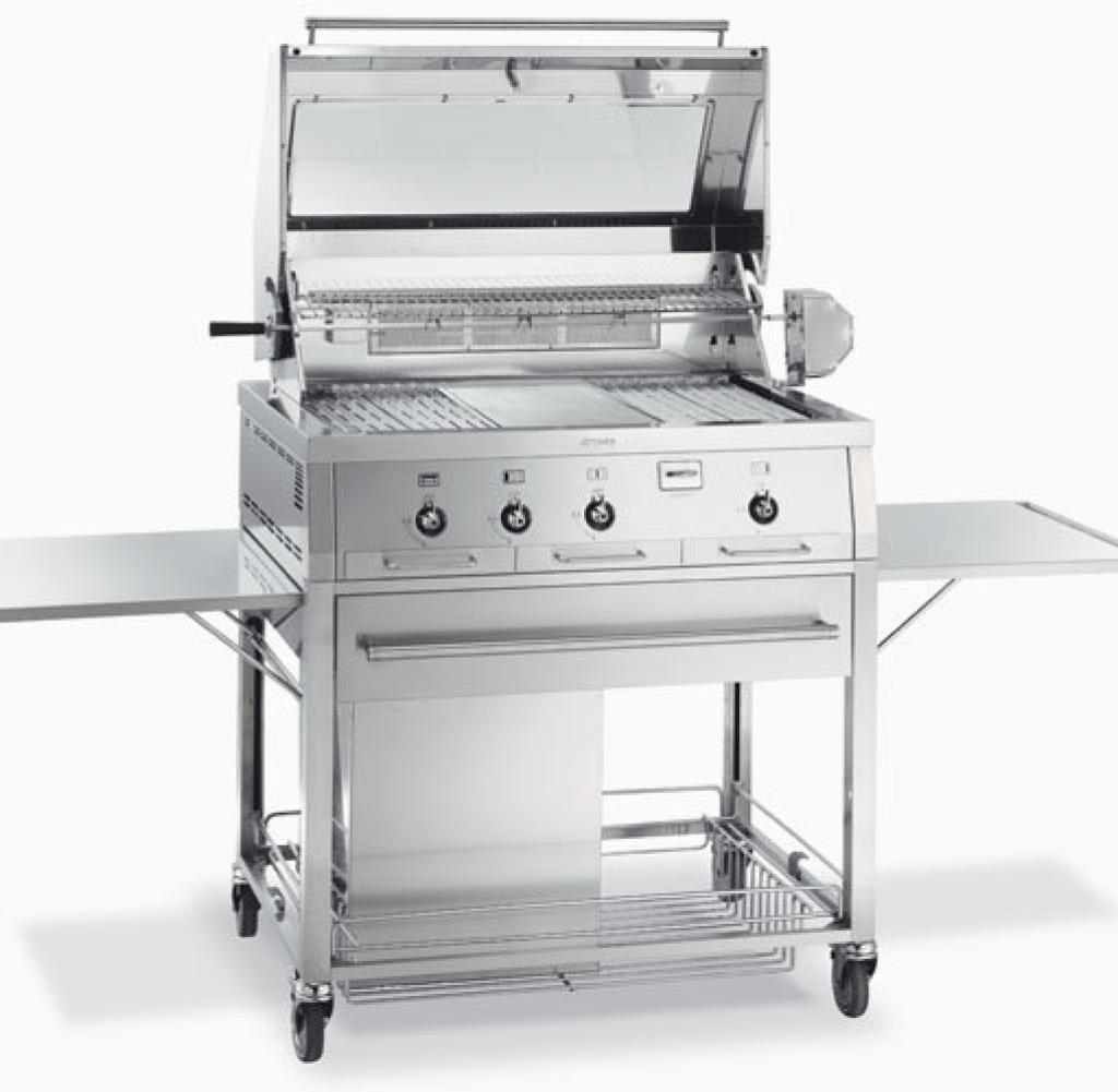 Landmann Gasgrill Portable Gasgrill Mit Smoker Backyard Pro Portable Outdoor Gas And