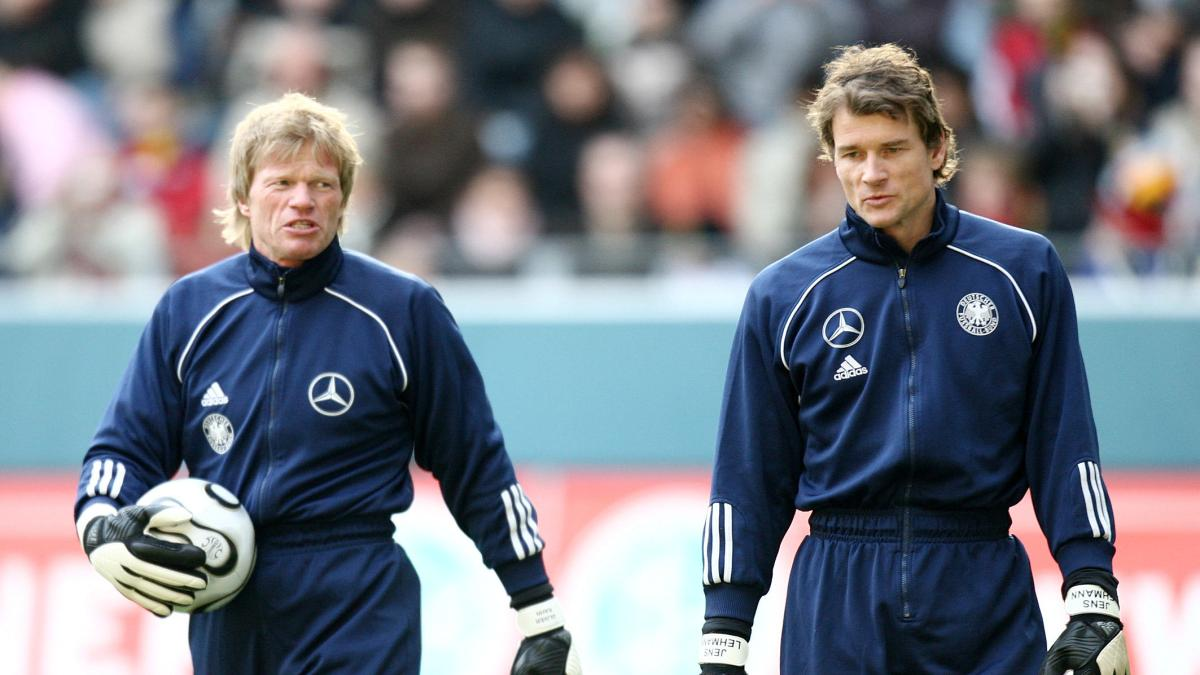 Lehmanns Ulm World Cup 2006 The Relationship Between Oliver Kahn And Jens