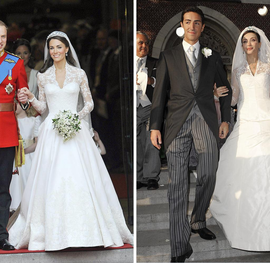 Royale Hochzeiten Royal Wedding: Kate Middletons Brautkleid – Alles Nur