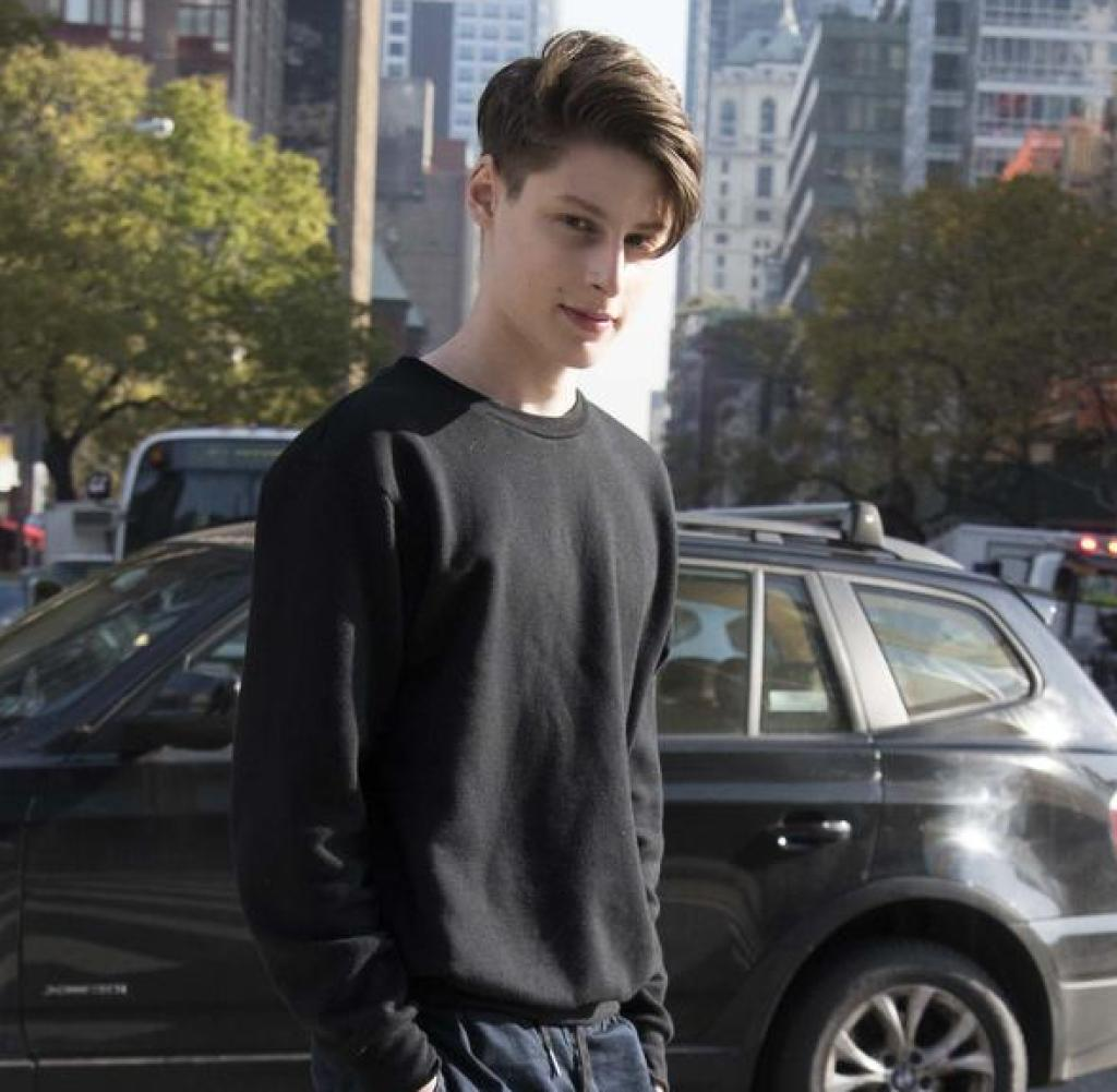 Manhattan Wohnung New York: Ben Pasternak, 16, Jüngster Start-up-millionär