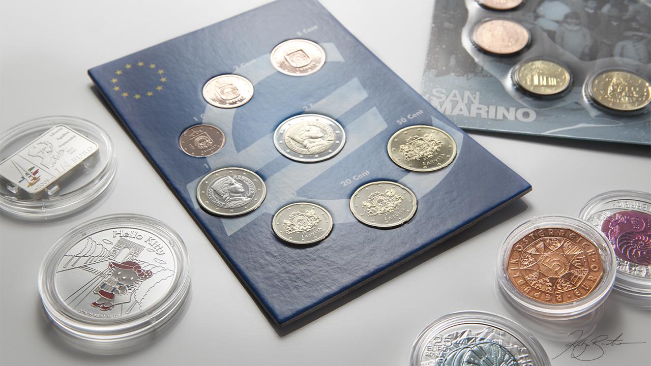 Euro Münzen Länder Euromünzen Diese Damaligen Starterkits Können