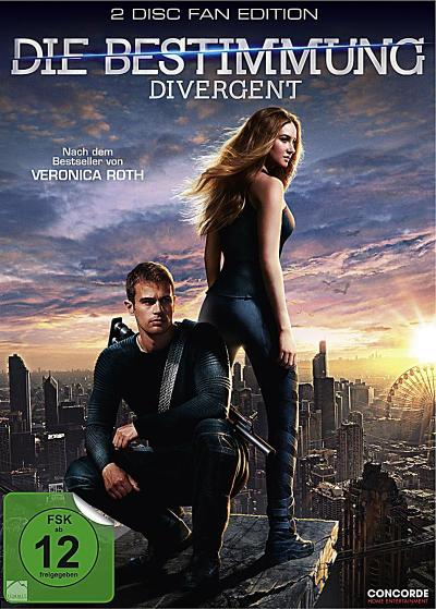 Die Bestimmung - Divergent DVD bei Weltbild.de bestellen