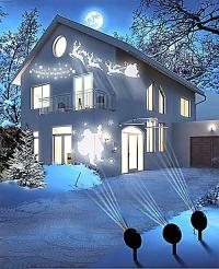 Magic Vision X-Mas-Motiv-LED Strahler-CH bestellen ...