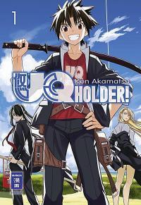 UQ Holder! Buch von Ken Akamatsu jetzt bei Weltbild.de ...