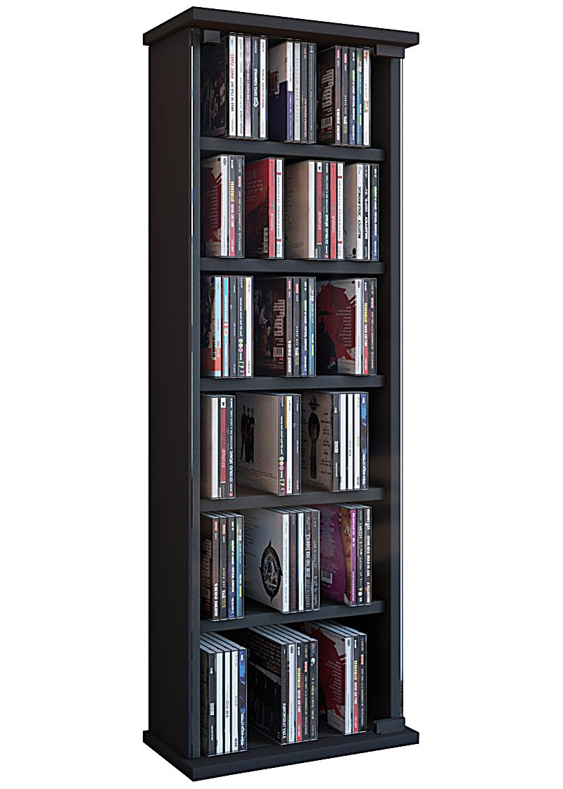 Cd Schrank Mit Glastür Vcm Regal Dvd Cd Rack Medienregal Medienschrank