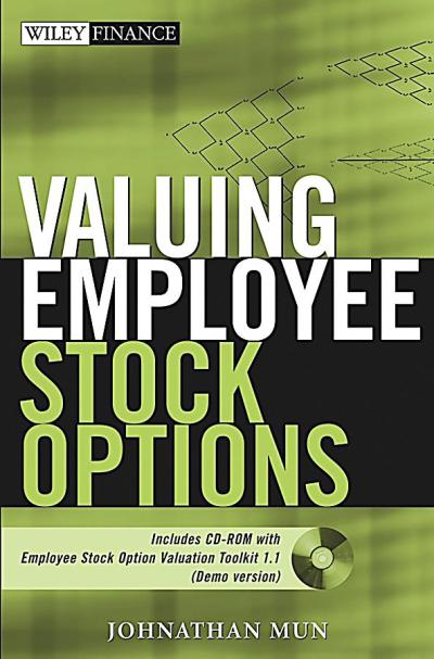 Wiley Finance Editions: Valuing Employee Stock Options ebook | Weltbild.ch