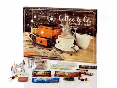 Kaffee Adventskalender Kaffee Adventskalender Coffee Co Kalender Bei Weltbild De