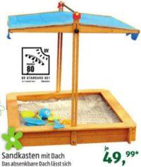 Sandkasten Mit Dach Aldi Sd Angebot Ab 542018