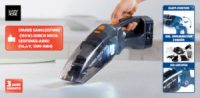 Easy Home Turbo-Akku-Staubsauger im Angebot bei Aldi Schweiz