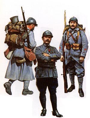 Infanterist Des Deutschen Heeres