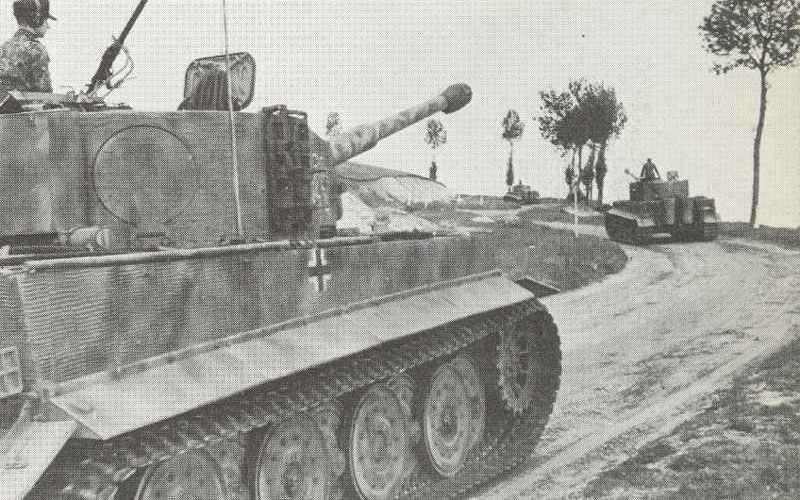 Waffen-SS-Divisionen 1-6