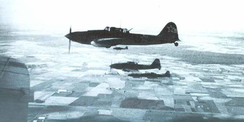 Iljuschin Il-2 Stormowik