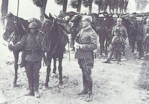 Deutsche Kavallerie