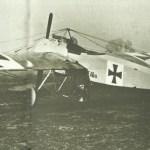 Fokker-Jagdeinsitzer EI