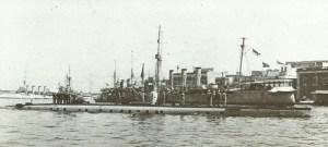 S-Klassen-U-Boot