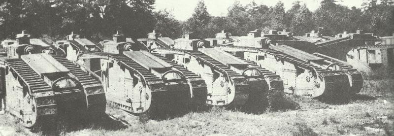 Mark VIII für Kanada