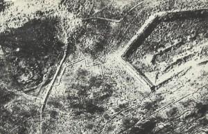 Luftaufnahme Fort Douaumont