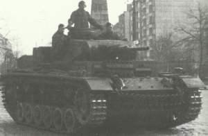 PzKpfw III Ausf. H in Sofia
