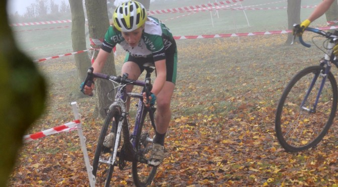 Cyclo-cross results Grafham Water & Hitchin Nomads 2015