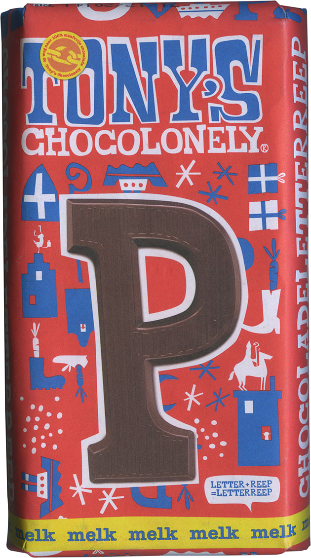 Teun Van Der Keuken Tony Chocolonely Tony's Chocolonely - We Made This
