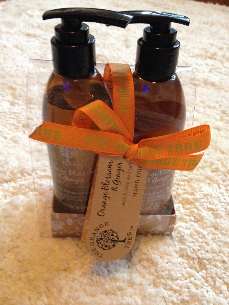 Review: The Orange Tree Hand Duo*