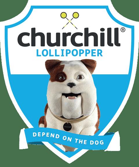 churchill lollypopper