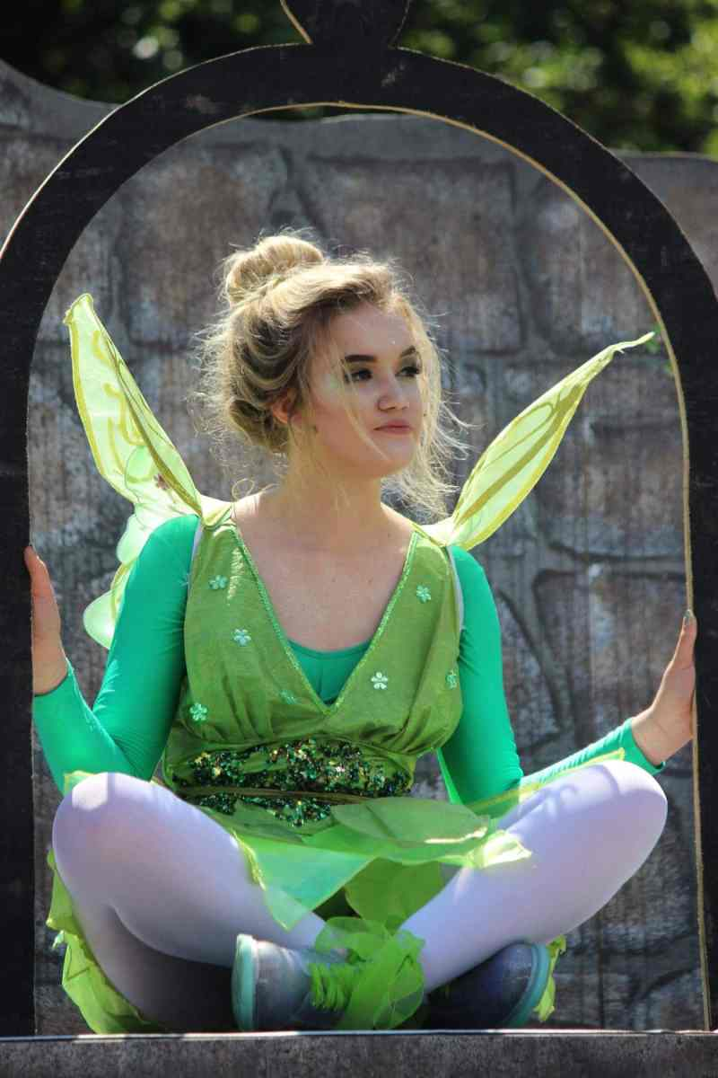 Peter Pan Review - Cardiff Open Air Theatre Festival