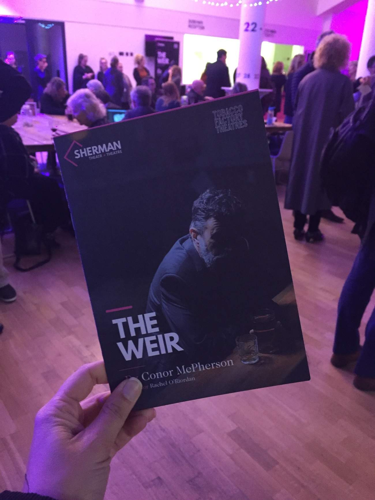 the weir review