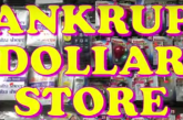 BANKRUPT DOLLAR STORE, TOO! (Video)