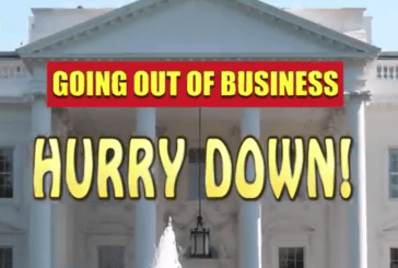 US Government Going Out of Business Sale! (Video)