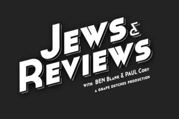 Jews & Reviews: Ant-Man (Podcast)