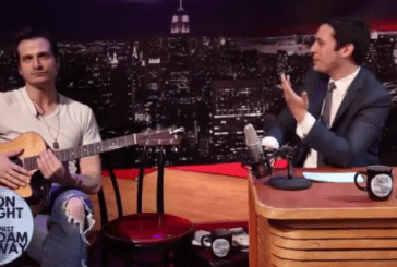 John Mayer Interview on Fallon Tonight (Video)